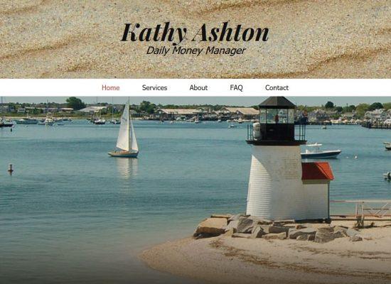 Kathy Ashton, Daily Money Manager